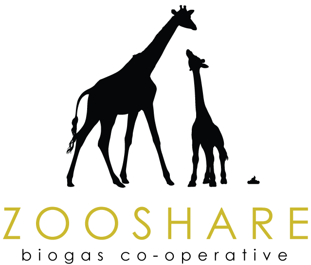 ZooShare Biogas Cooperative Logo