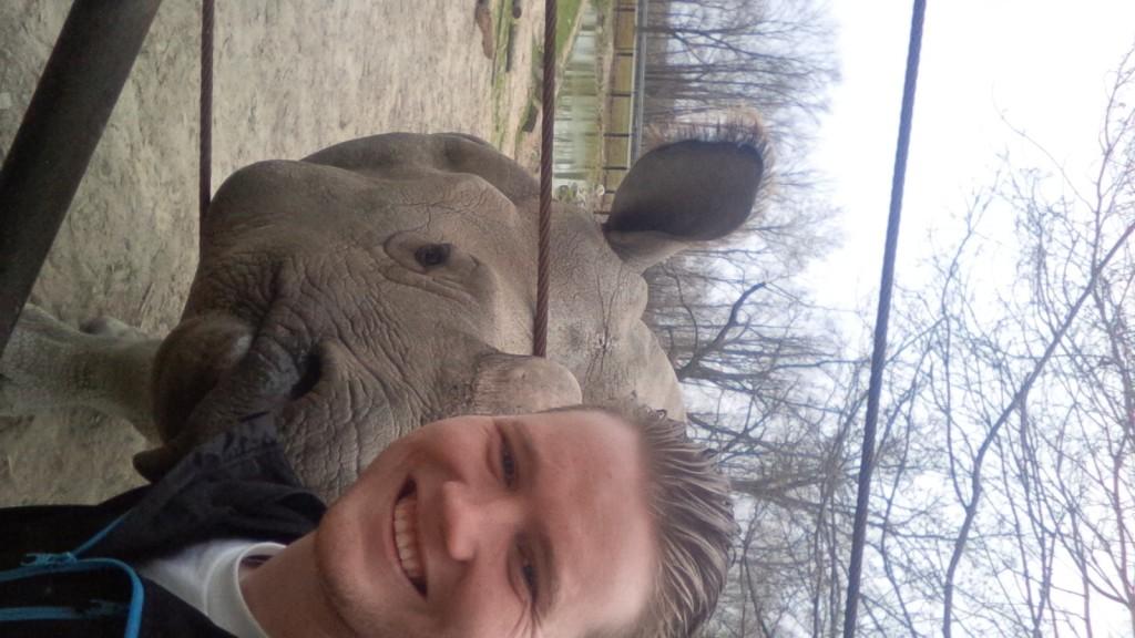 Blair and Rhino