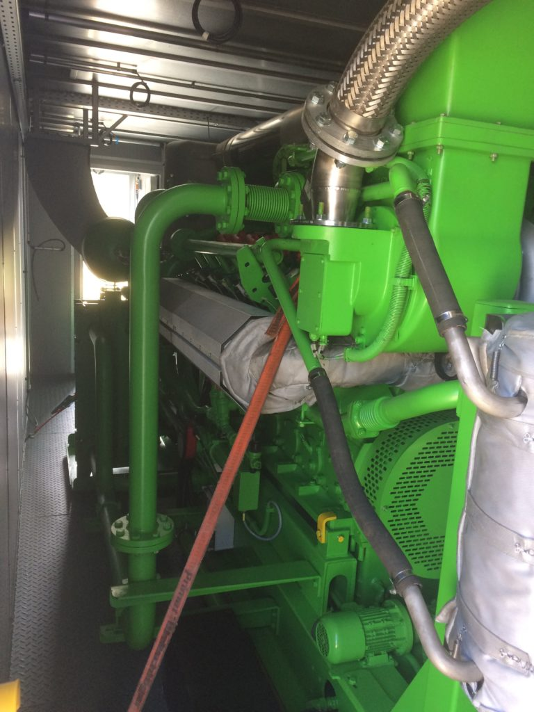 The Combined Heat and Power Engine